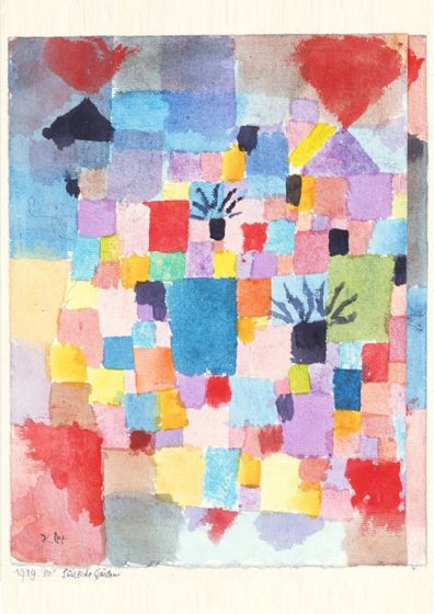 Klee, Paul: Southern Gardens. Fine Art Print/Poster (5012)